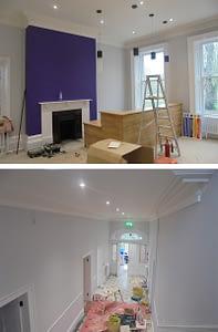 Farleys Preston Office Refurbishment
