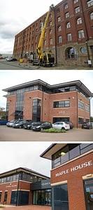 Commercial Property Pre-Lease Survey Lancashire