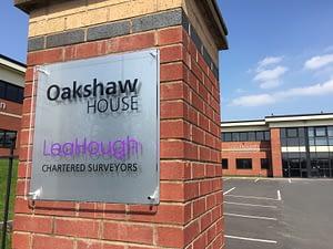 Lea Hough Blackburn Office